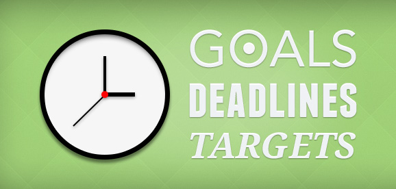 Deadline-goals