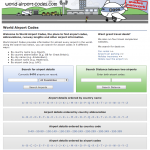 World Airport Codes 2006